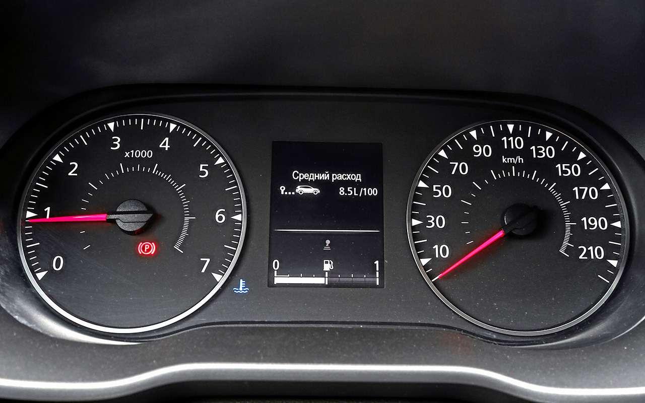 Что взять за 1 500 000 руб.: новый Дастер против 22-летнего Mercedes G300 - фото 1260706