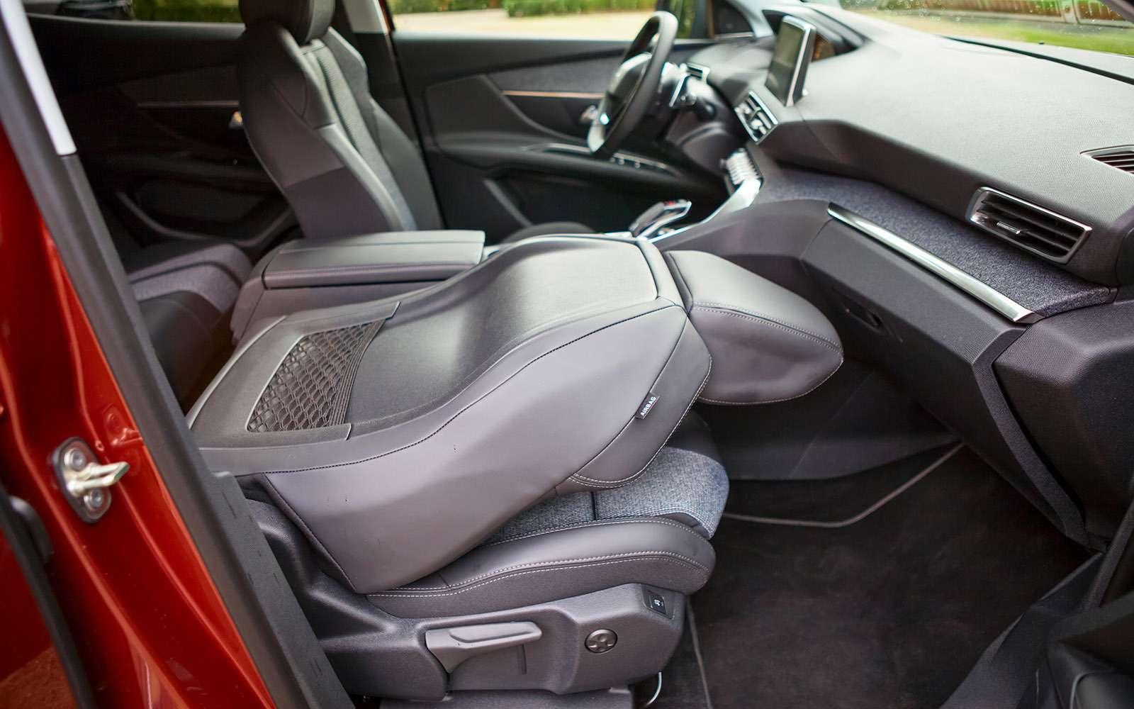 Peugeot 3008 нового поколения: теперь точно кроссовер!— фото 671993