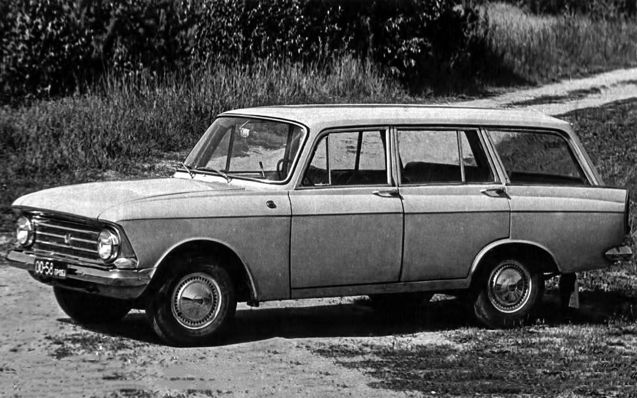 Этот Москвич пережил страну! Тест любимой машины— фото 1202626