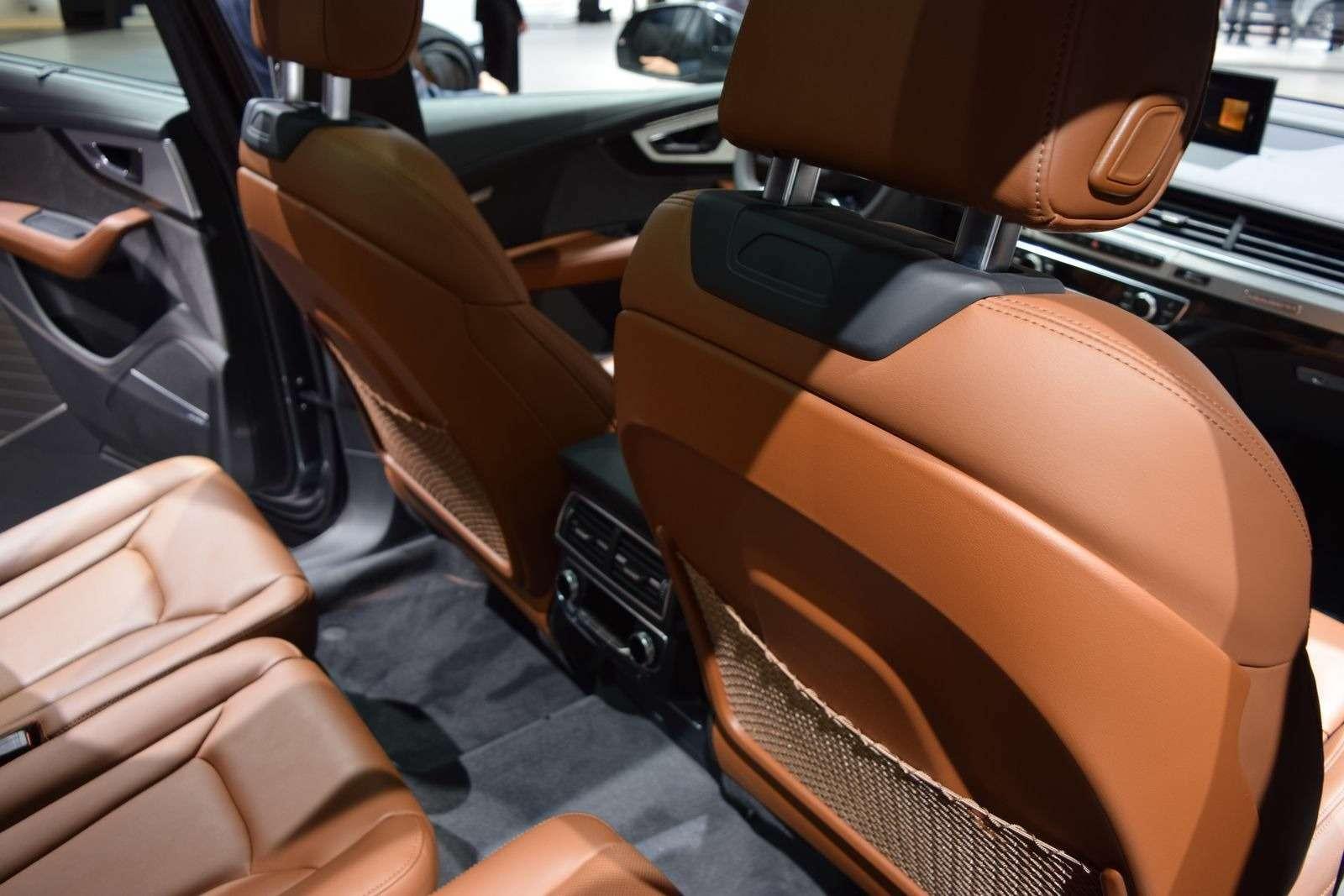 Новый Audi Q7будет стоить вРоссии от3,63млн рублей— фото 369189