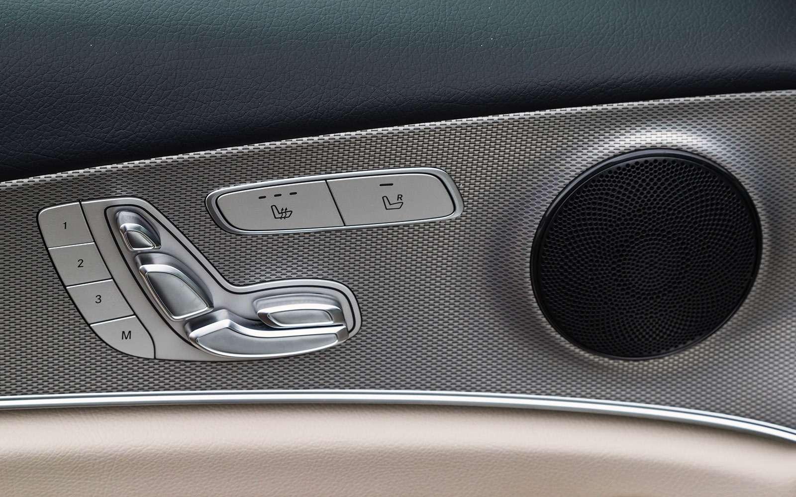 BMW5-й серии против конкурентов: кто напять?— фото 743838