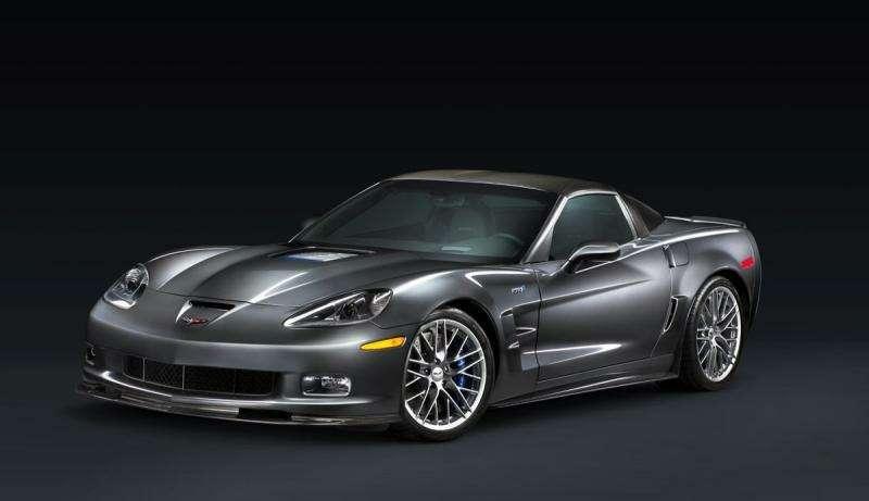 Chevrolet Corvette ZR-1на трассе Нюрбургринга: 7:26.4на круг— фото 348840
