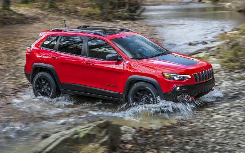 Обновленный Jeep Cherokee: цены икомплектации вРоссии