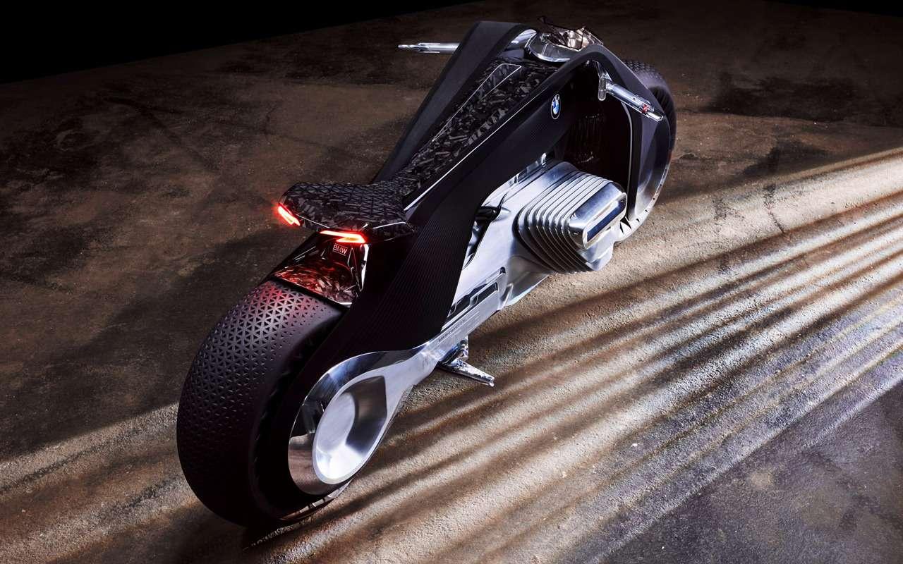 9 крутых мотоциклов, которые скоро появятся впродаже— фото 940904
