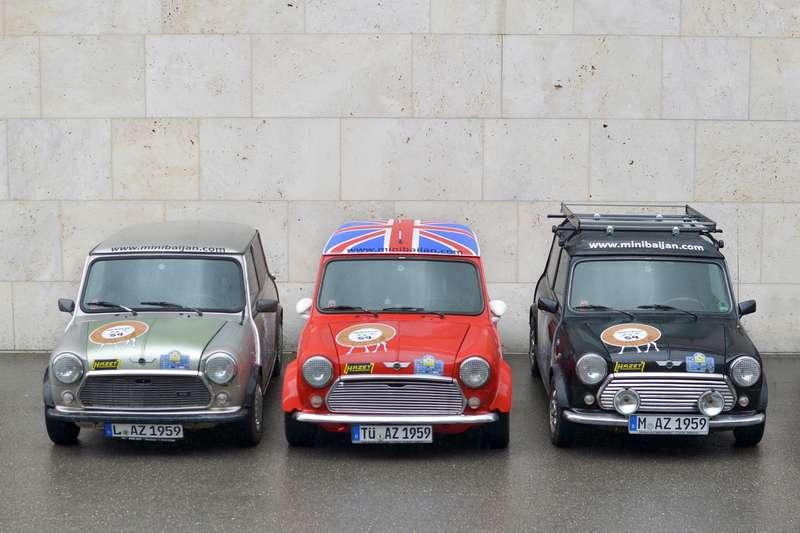 Classic Mini— Team 59Minibaijan (04.2012)