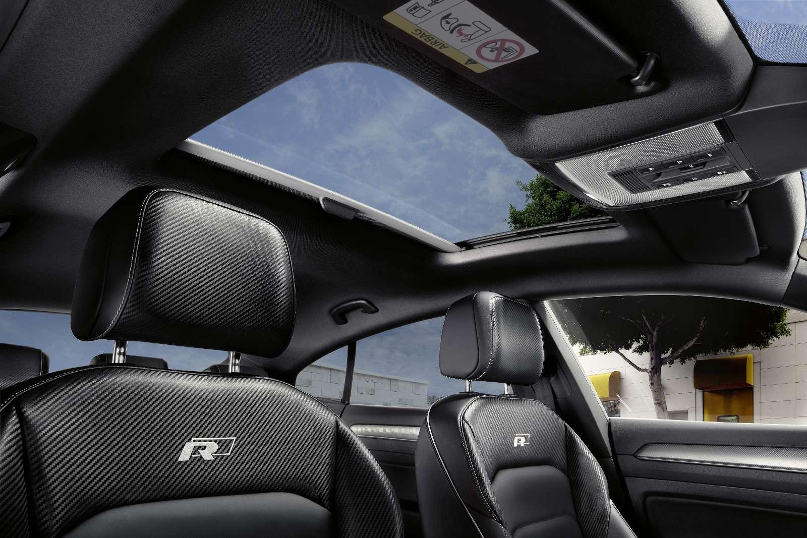 Volkswagen Arteon: это вам не Це-Це!— фото 717148