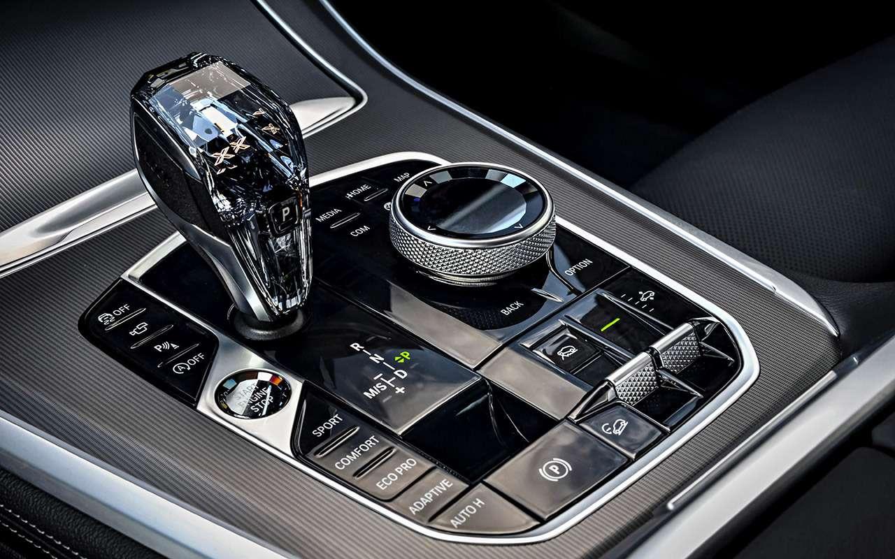 Новый BMW X5—  тест-драйв ввездеходных режимах— фото 912230
