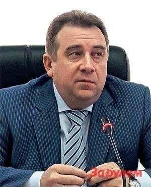 заместитель министра промышленности иторговли РФАлексей Рахманов