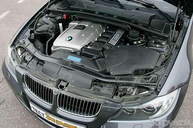 BMW330i. Асвиду— обычный седан— фото 57731