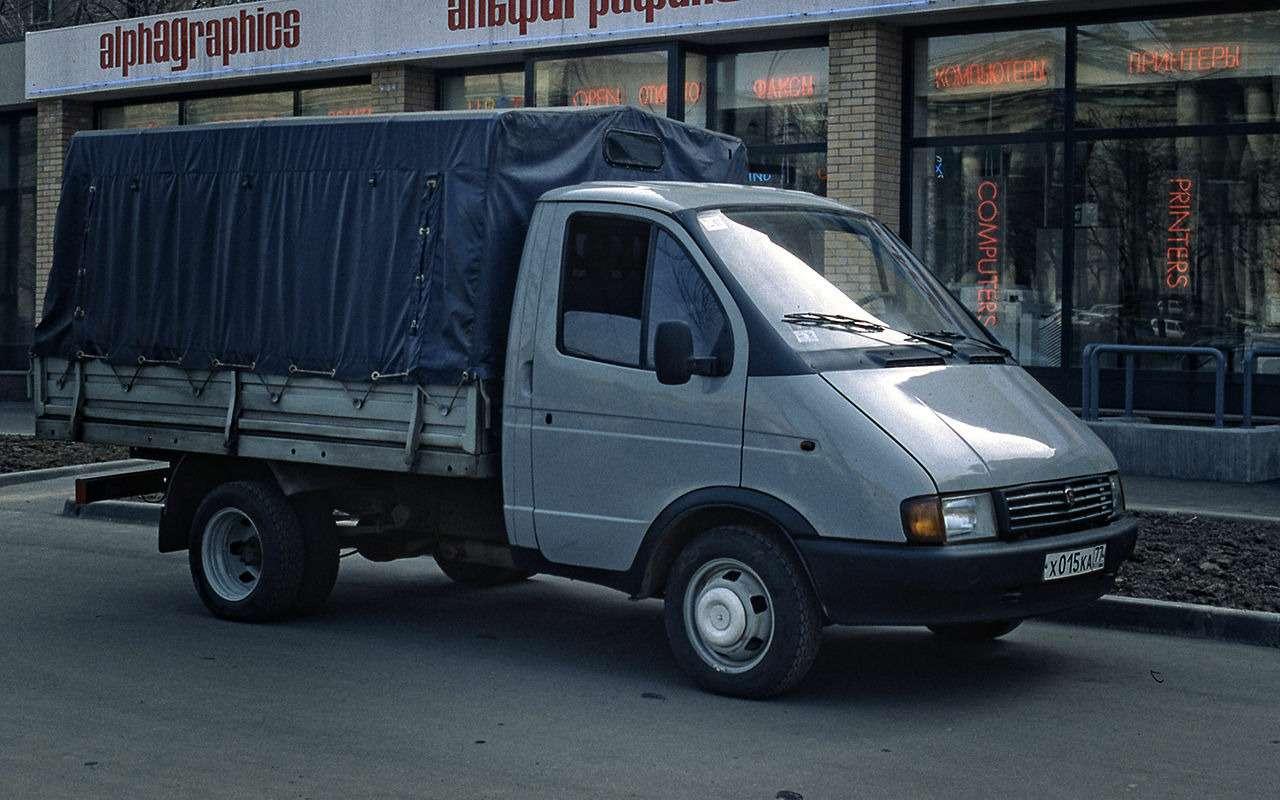 18главных (втом числе ибудущих) моделей ГАЗа— репортаж ЗР— фото 814359