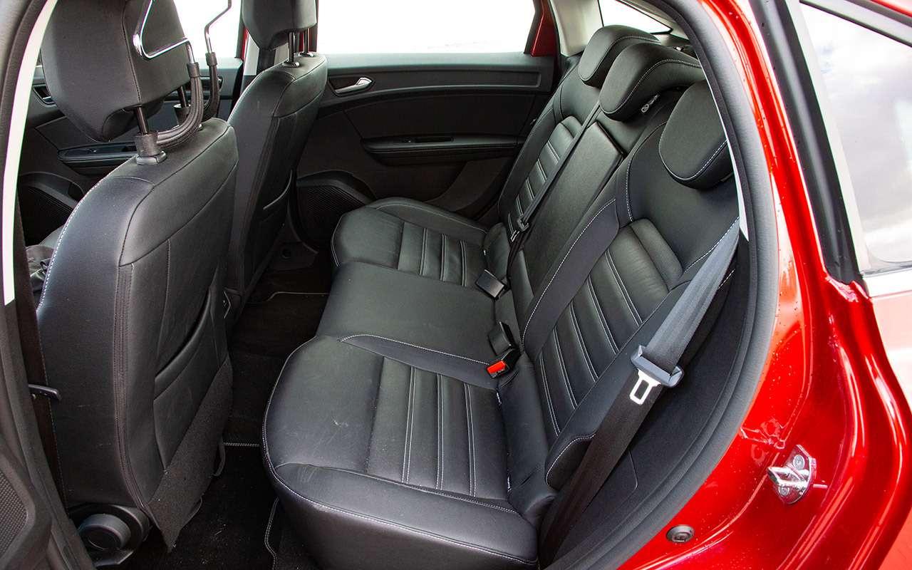 Renault Arkana: что вней ненравится владельцам— фото 1241291