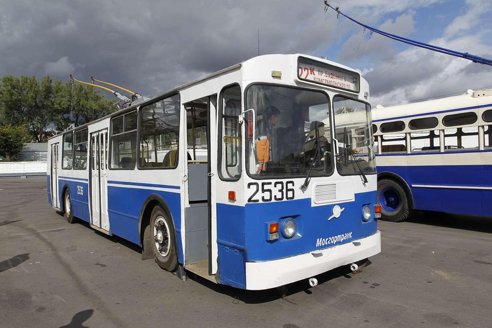 Автобусы нашего детства— выставка пассажирского транспорта— фото 792634