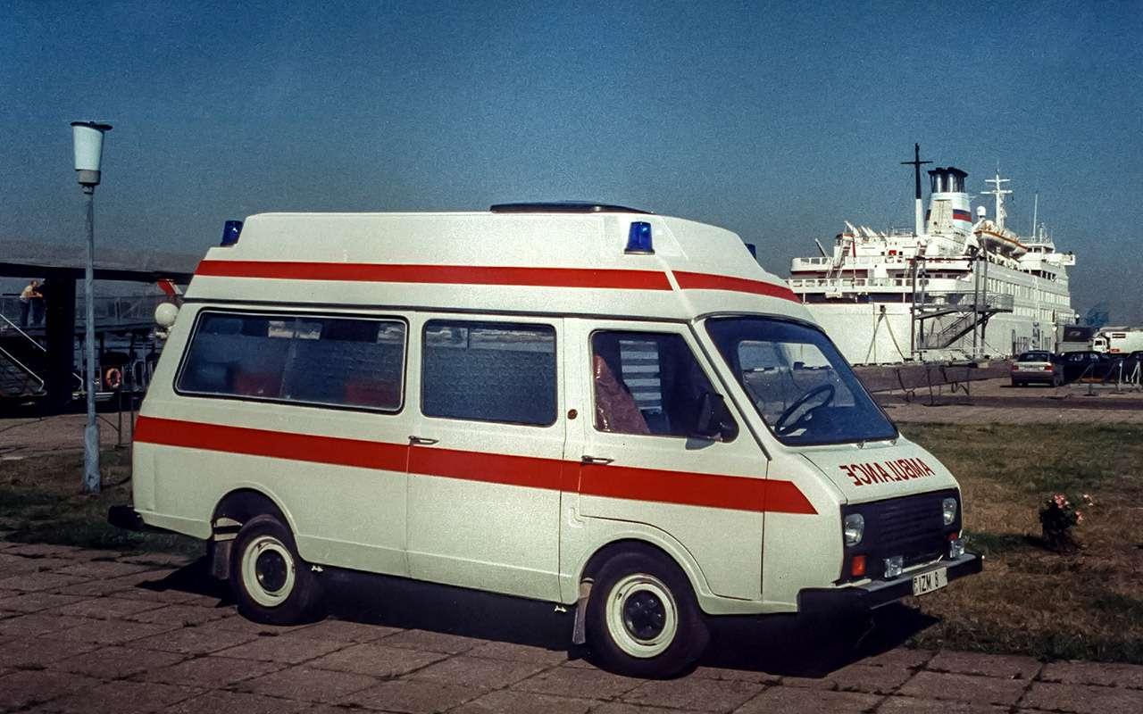 Тотсамый «рафик»: полная история главного микроавтобуса СССР— фото 1218818