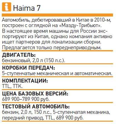 Haima 7