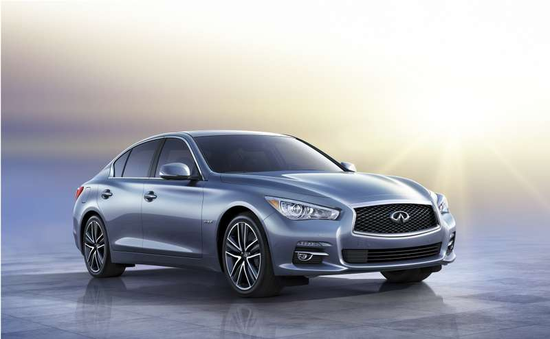 *EMBARGOED* 2014 Infinti Q50