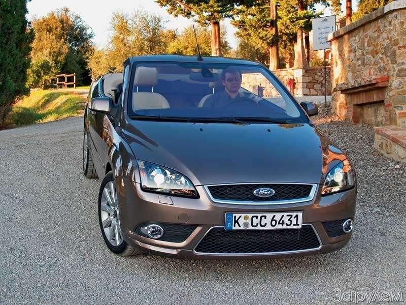 Ford Focus. ВДОГОНКУ— БЕЗ КРЫШИ— фото 68851