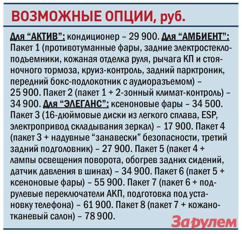 «Шкода-Октавия», от 559 000 руб.