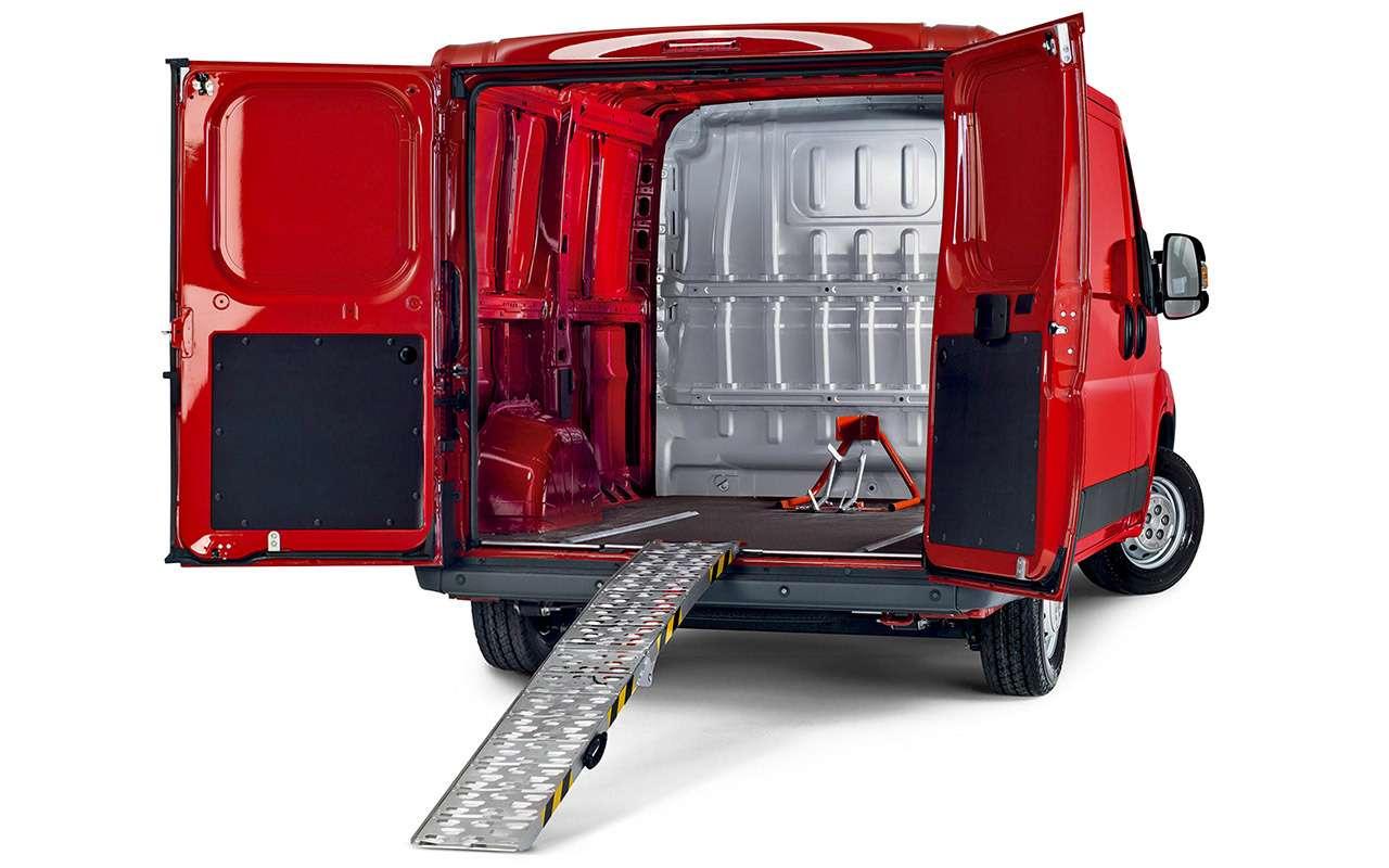 Фургон Fiat Ducato: новые (сниженные) цены имодификации— фото 811196