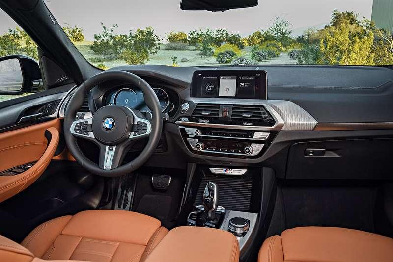 Новый BMW X3стал дешевле старого