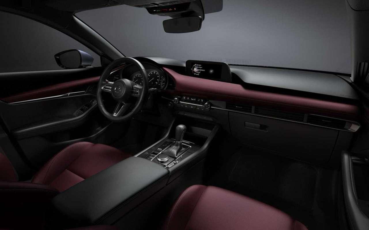 Новая Mazda 3: изменилось всё!— фото 926866