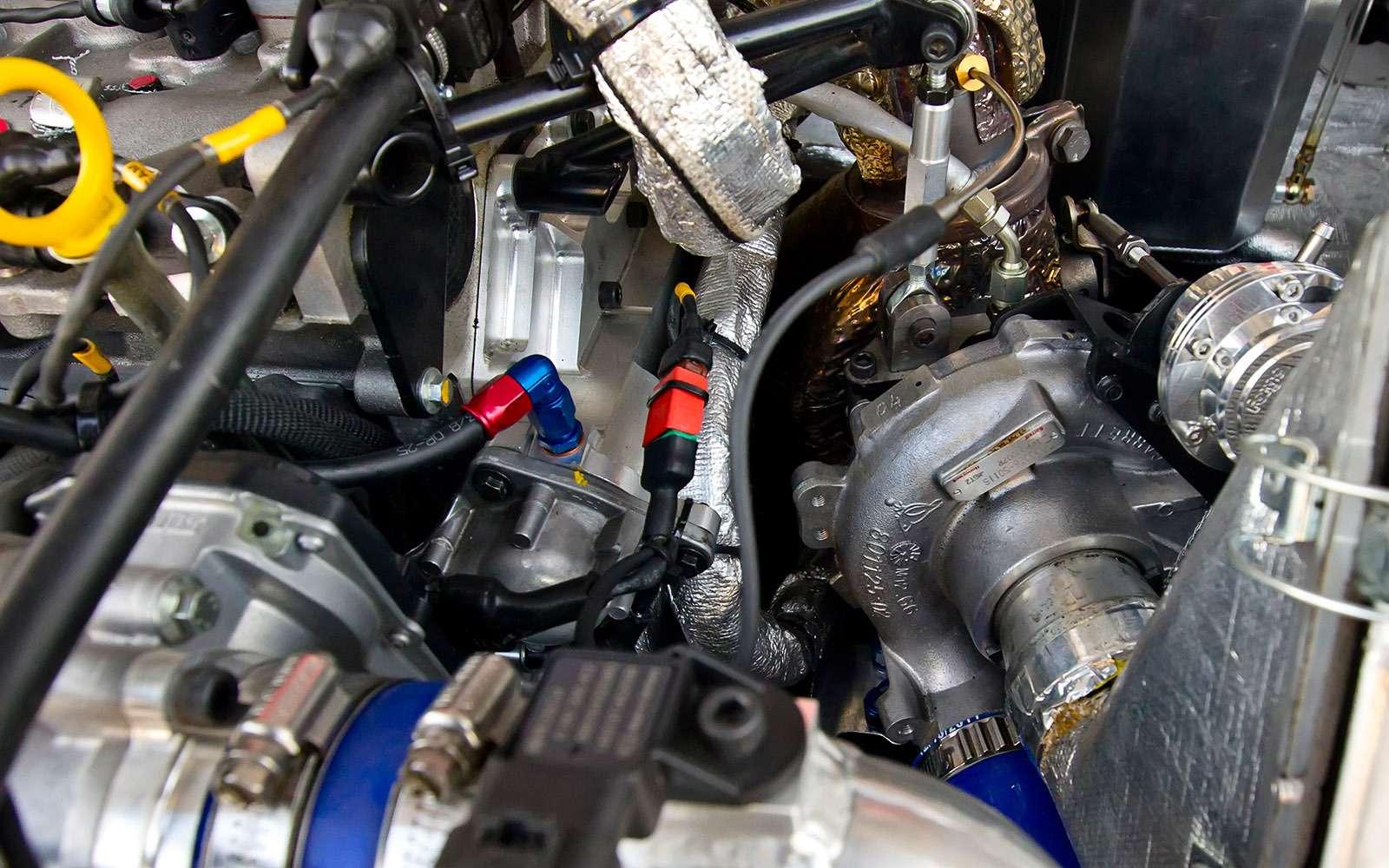 Самые мощные версии Лады Весты— чем они отличаются отобычных машин— фото 783258