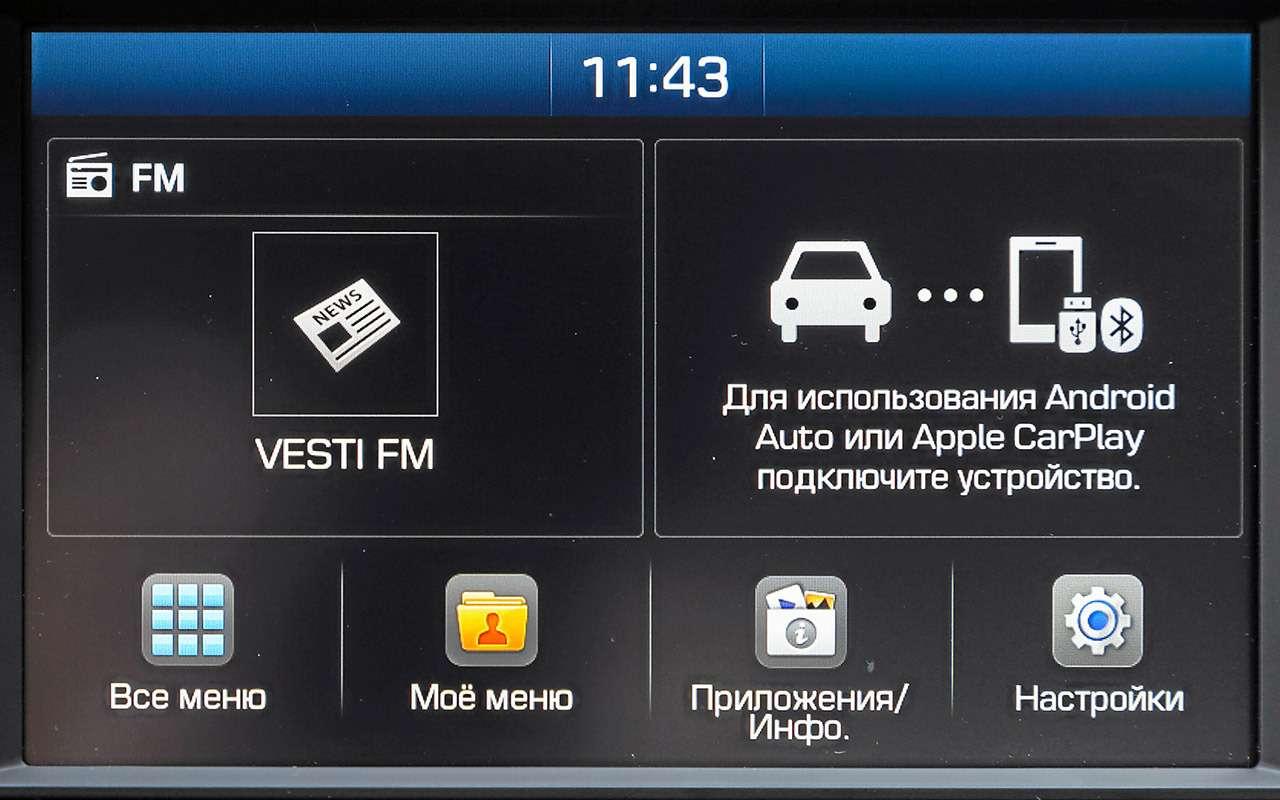 Новые Corolla иElantra плюс С4: большой тест седанов С‑класса— фото 970538