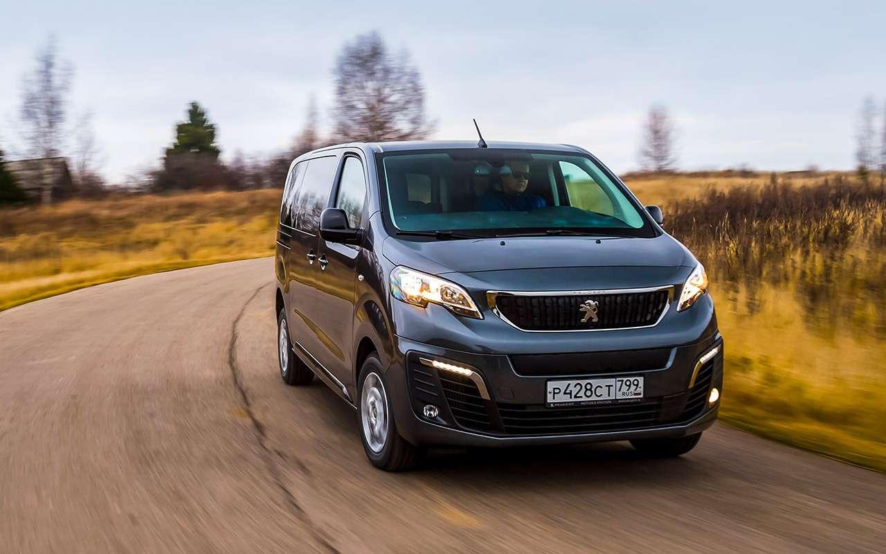 Peugeot Traveller сполным приводом: тест-драйв набездорожье— фото 1075769