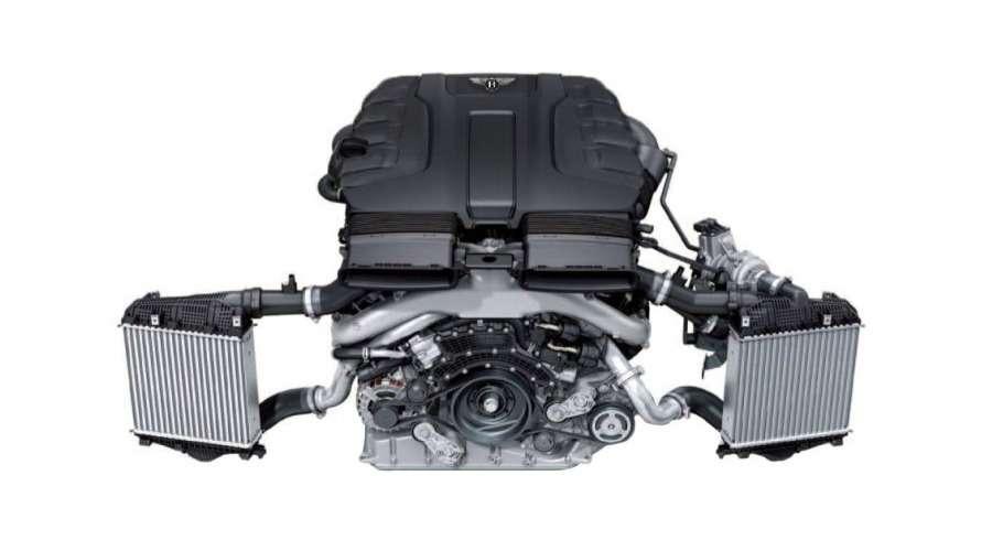 Bentley Bentayga Diesel: 4,8до сотни— самая медленная версия!— фото 884668