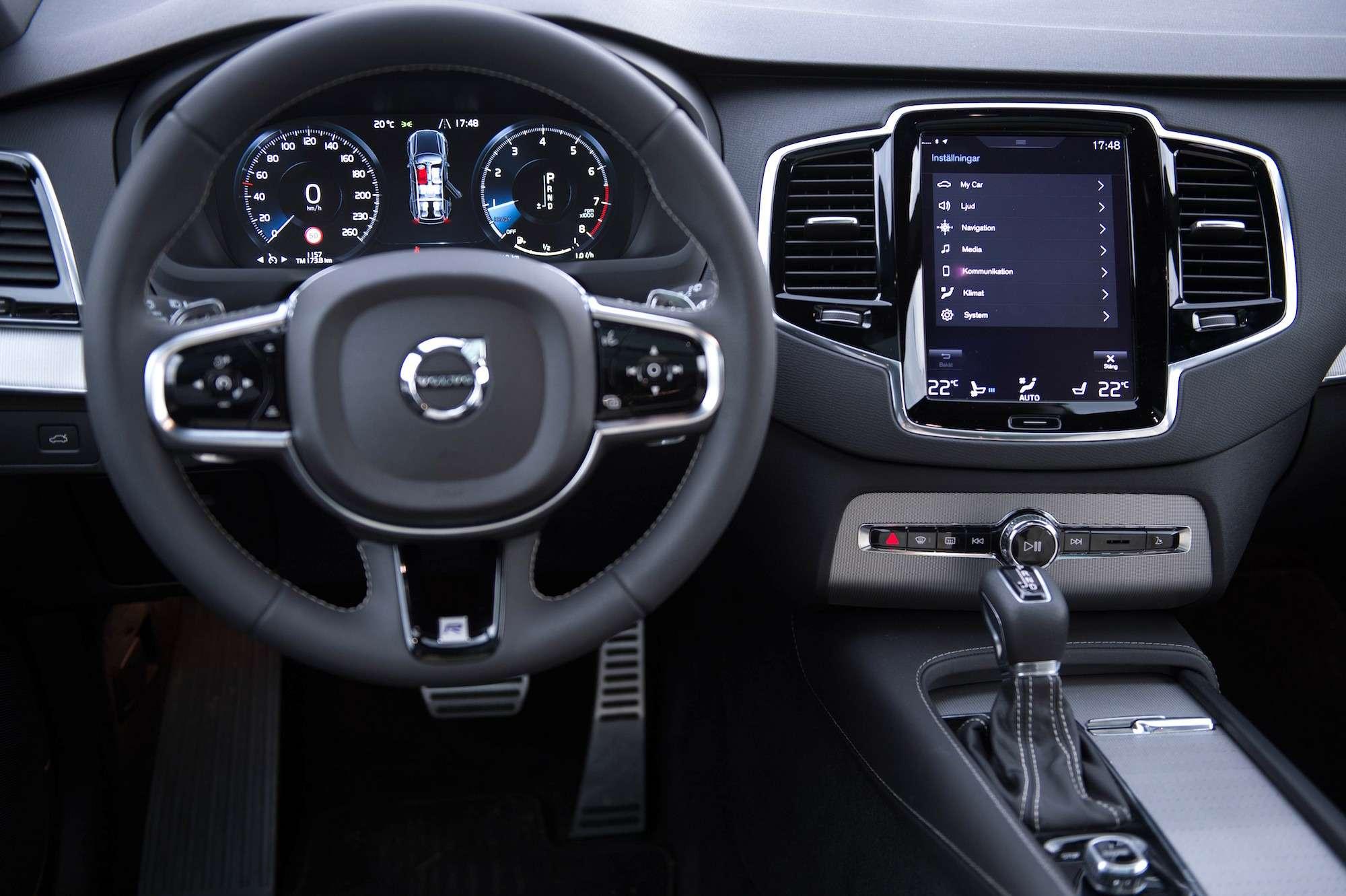 Какведет себя Volvo XC90на дорогах России: пробег Ростов-на-Дону— Челябинск— фото 586541