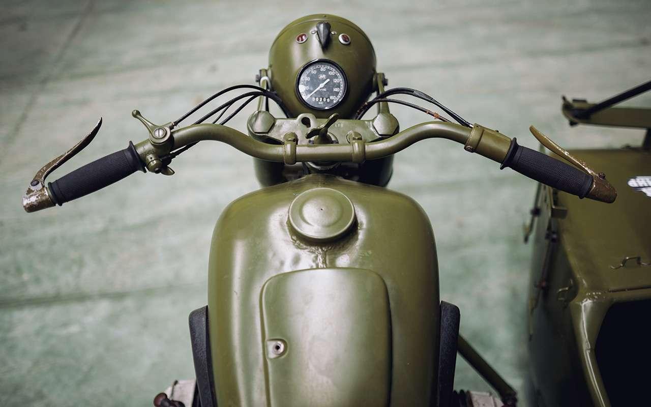 Лучший советский мотоцикл— неужели копия BMW?— фото 904549