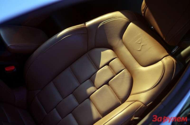 Кресла не только смножеством регулировок, ноипросто красивые.