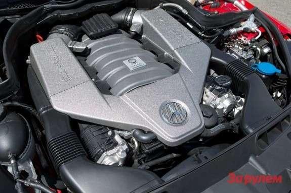 AMGM156V8 6.2-liter engine