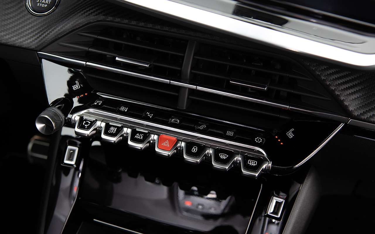 Peugeot 2008: 5плюсов ипара недочетов (помимо цены)— фото 1225063
