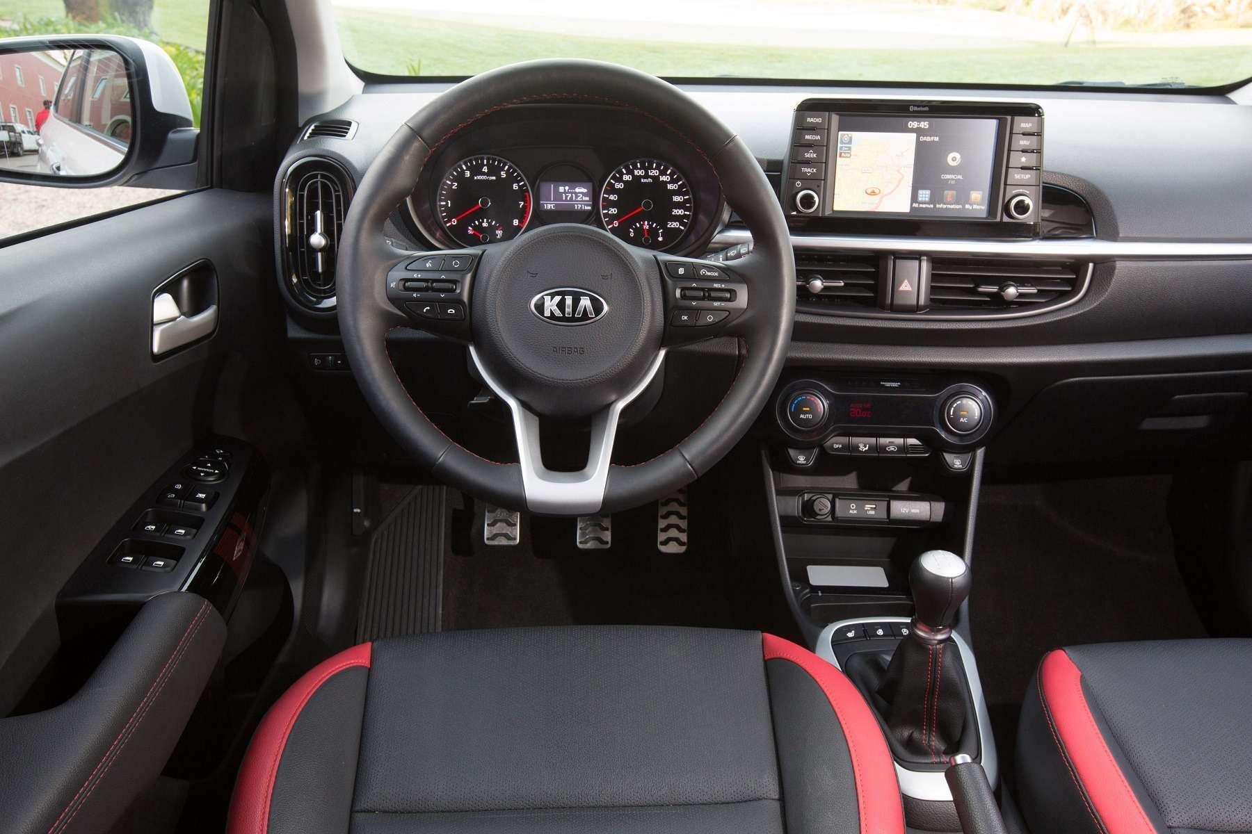 Боевой вектор: Kia представила новый Picanto— фото 708170