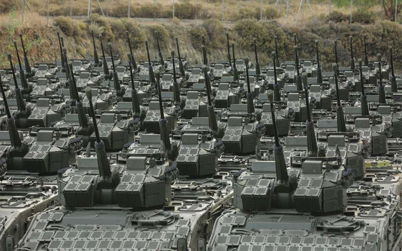Битва БМП: наш Курганец против испано-австрийского ASCOD— фото 872890