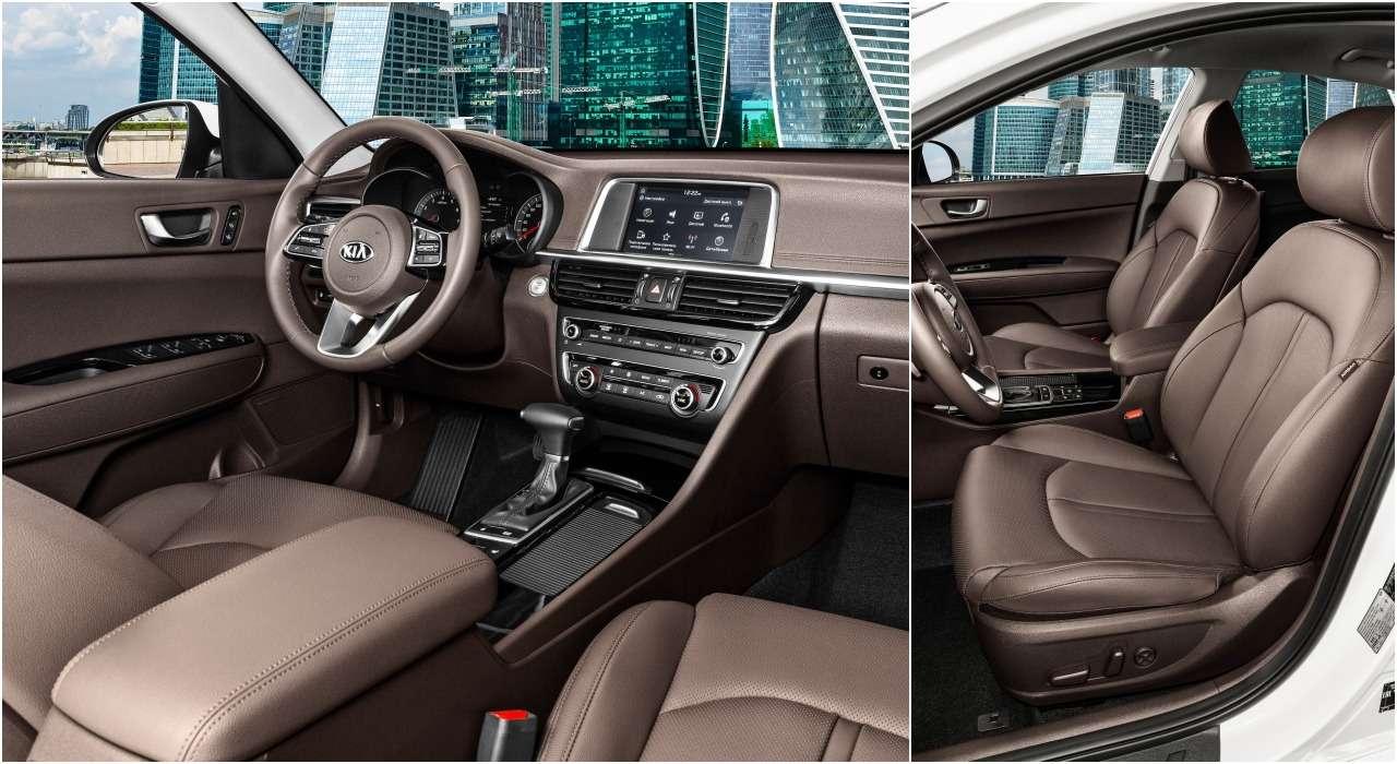 6 поводов считать покупку новой Kia Optima удачей— фото 911526