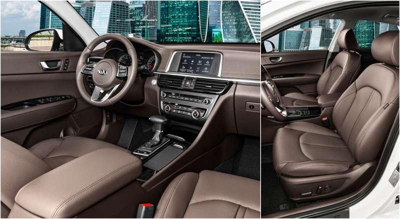 6 поводов считать покупку новой Kia Optima удачей