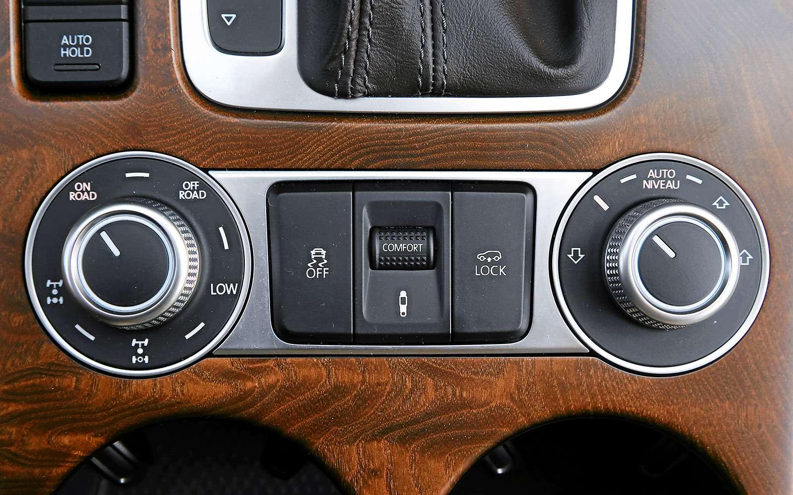Новый Nissan Murano против конкурентов: длинные рубли— фото 691731