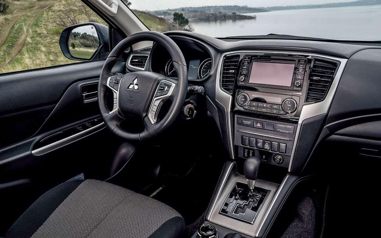 Обновленный Mitsubishi L200: все изменения для России — фото 975515