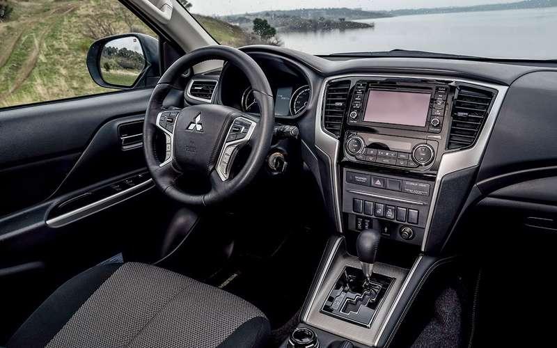 Обновленный Mitsubishi L200: все изменения дляРоссии