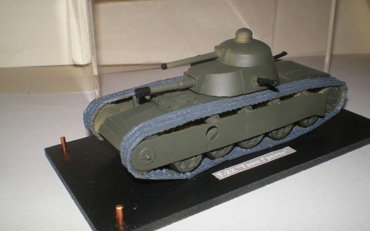 Секретная разработка немцев дляСССР— наш самый тяжелый танк— фото 1013911