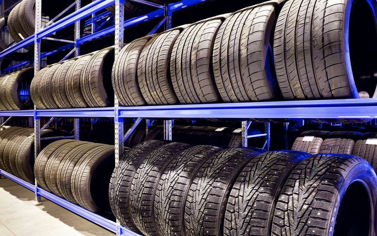 Какигде хранить шины— все ли выправильно делаете?— фото 818620