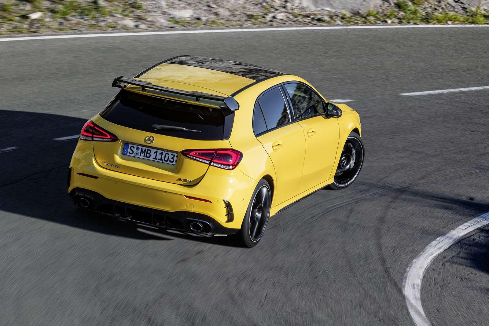 Самый дешевый Mercedes-AMG: разбираем его надетали— фото 906204