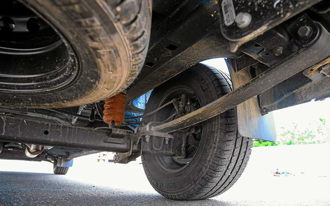 Обновленный Renault Master— тест длябизнесменов— фото 1164069