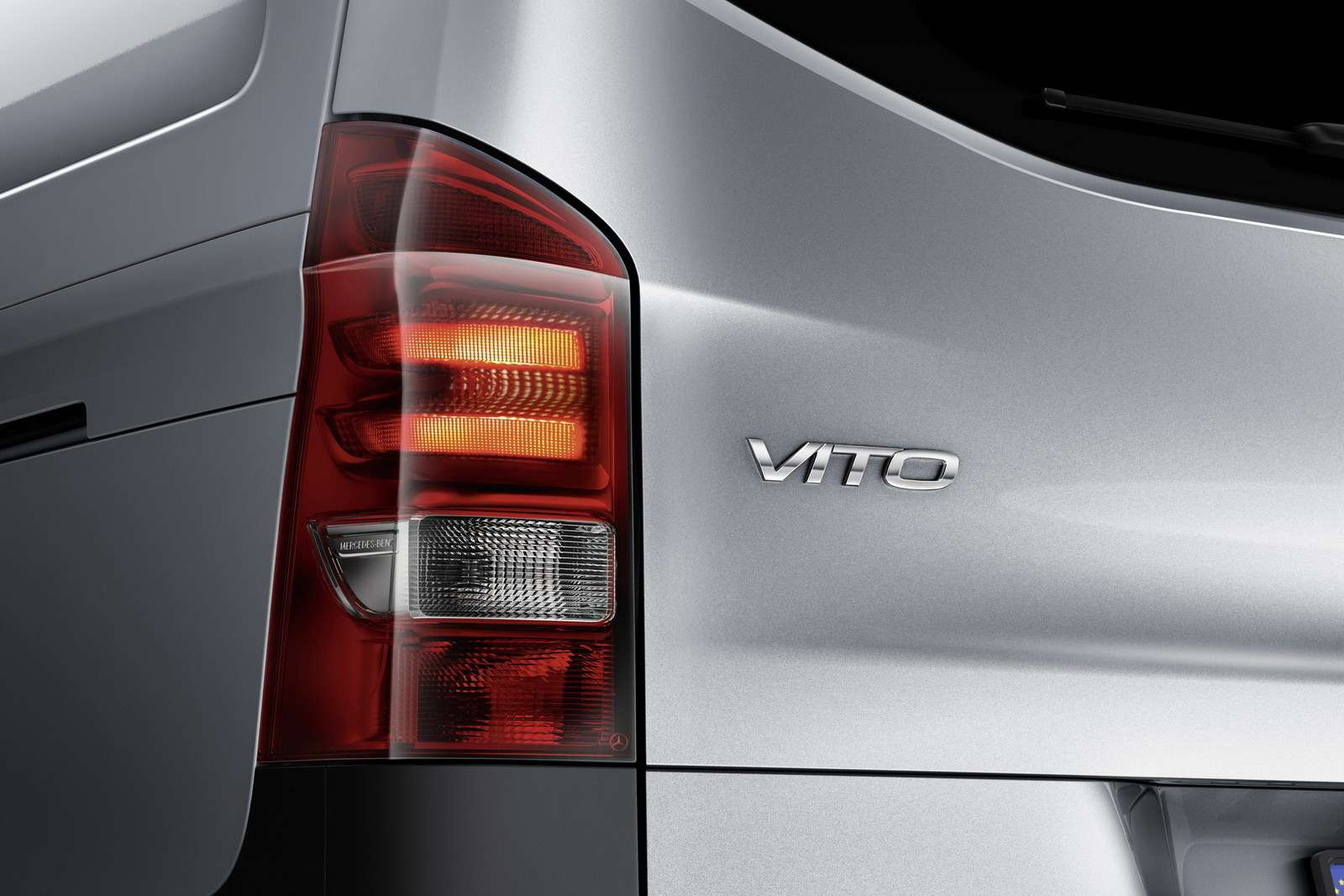 Derneue Vito— HeckleuchteDer neue Vito— rear lamp