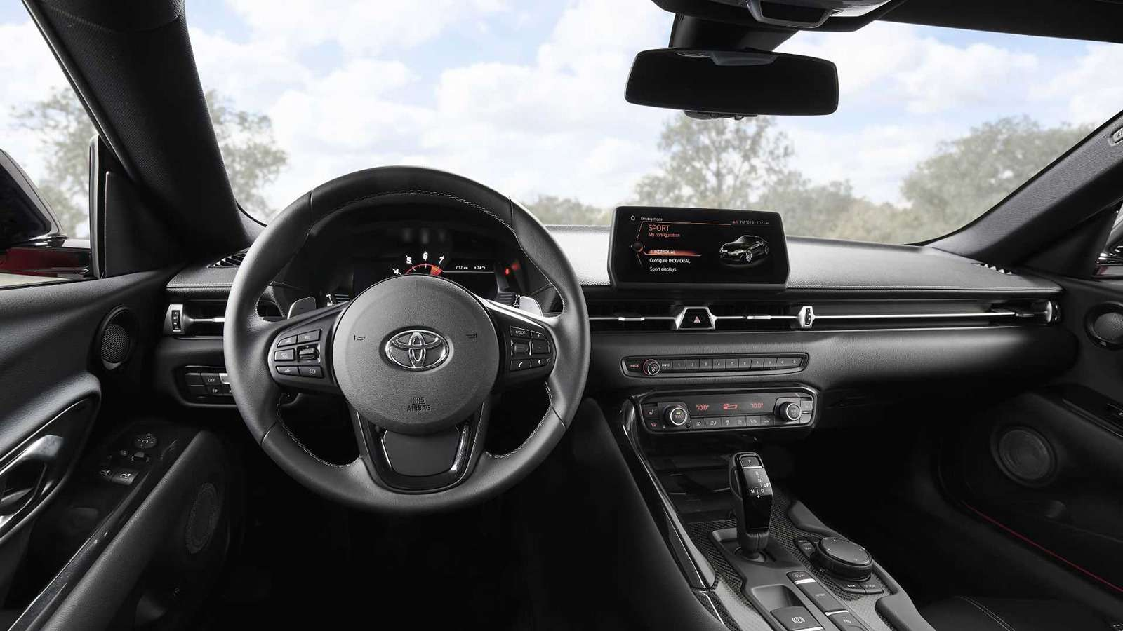 Новая Toyota Supra: еебудут продавать ивРоссии!— фото 940157