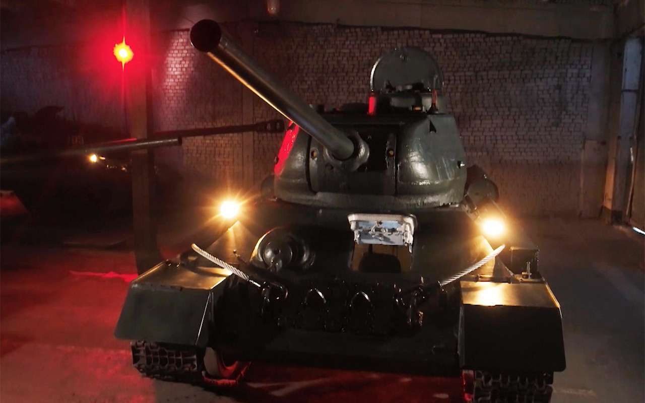 Какпоставить надыбы советский танк Т-34и другие интересные факты онем— фото 924164