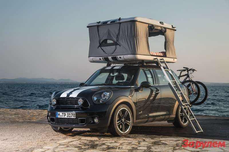 Mini Countryman ALL4 Camp3