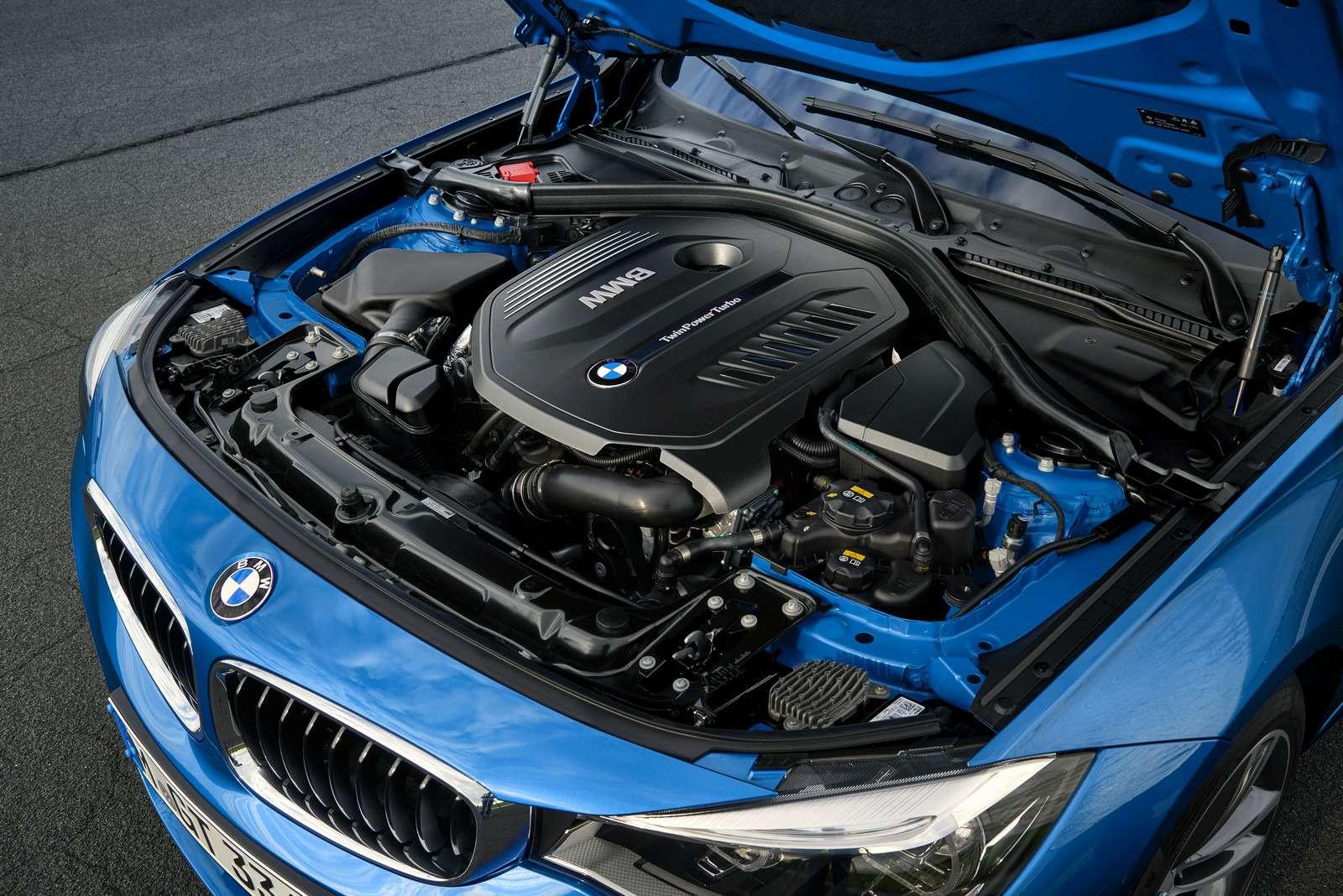 Обновленный BMW 3-й серии GT: урок эффективного менеджмента— фото 593876