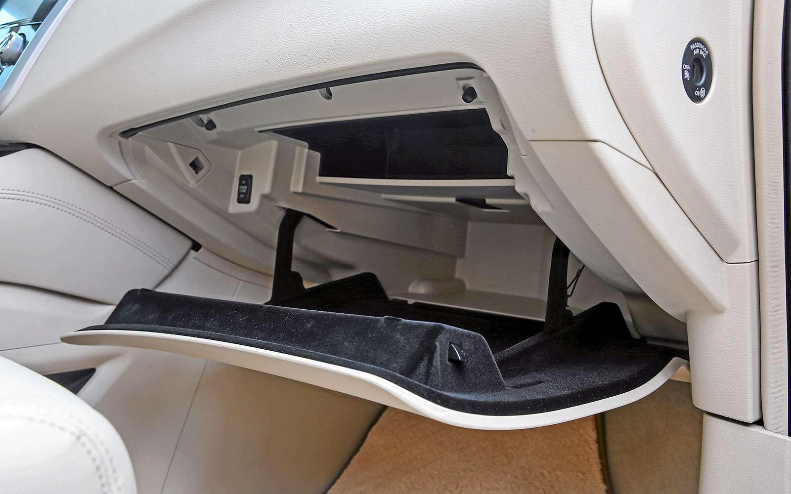 Новый Nissan Murano против конкурентов: длинные рубли— фото 691679